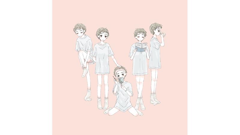 【術ノ穴】泉まくら2枚組のスペシャル盤『5 Years』発売開始!
