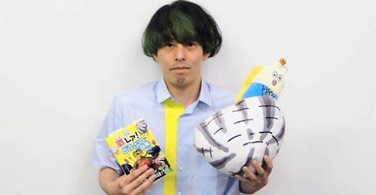 【貝社員】モリ・マサ監督のインタビューが掲載されました。