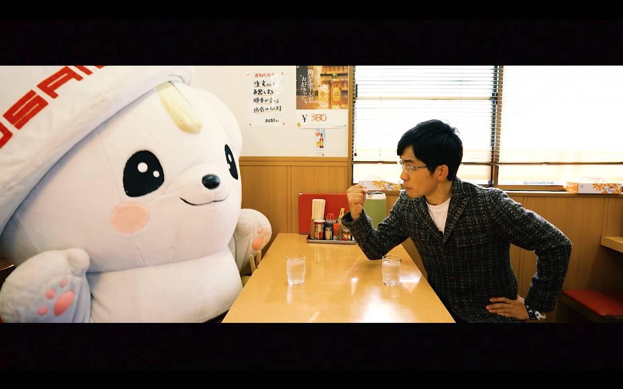 【DOTAMA】ラッパーDOTAMAが「佐野ブランド大使」に就任!ゆるキャラ「さのまる」とのコラボ動画も公開!