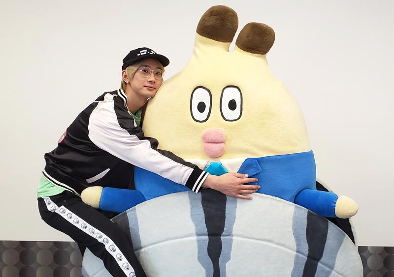 【貝社員】人気声優・江口拓也が超絶ネガティブキャラ「ヒ貝」を熱演!