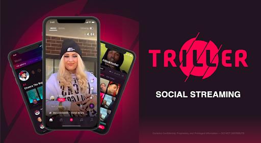 全世界で8000万超ダウンロード! TikTokを猛追する米国アプリ「TRILLER 」への出資決定!