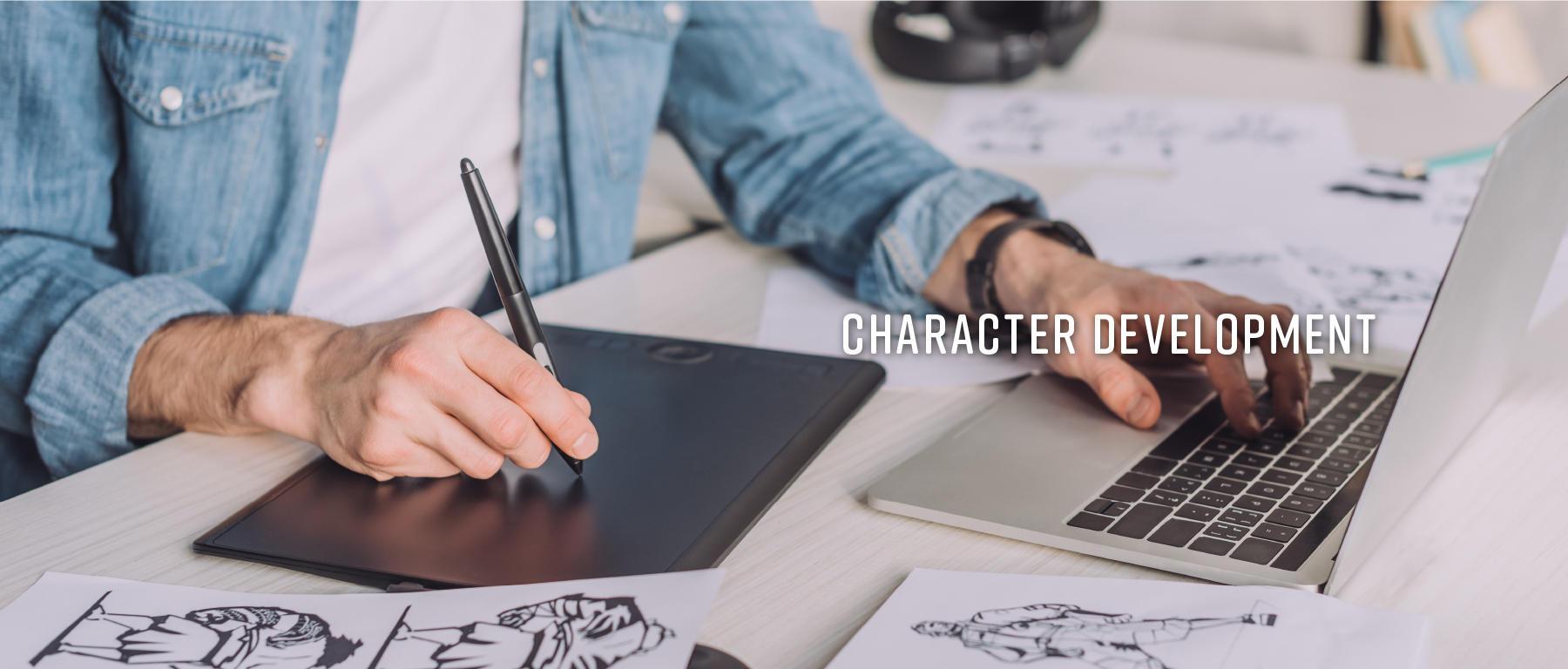 オリジナルキャラクタープロデュースサービス